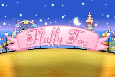 Fluffy Too Slot Logo