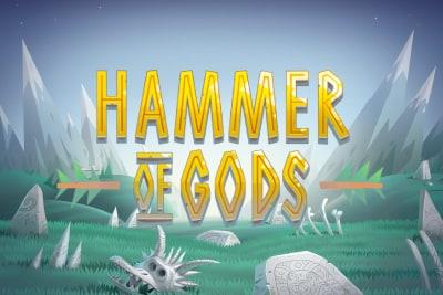 Hammer of Gods Slot Logo