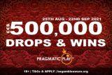 Pragmatic Play Slots Drops & Wins - September 2021