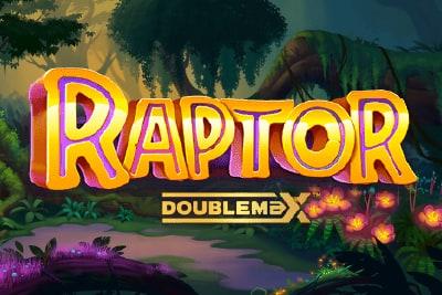 Yggdrasil Raptor Doublemax Slot Logo