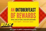 Rizk Casino Oktoberfeast Rewards