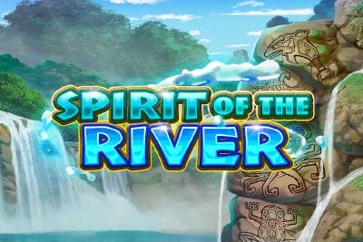Spirit of the River Slot Logo