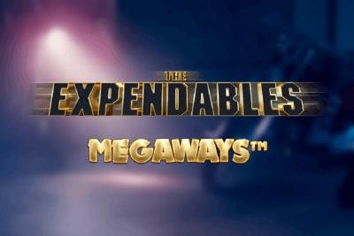The Expendables Megaways Slot Logo