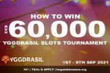 Yggdrasil Slots Tournament September 2021