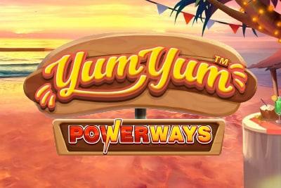 Yum Yum Powerways Slot Logo