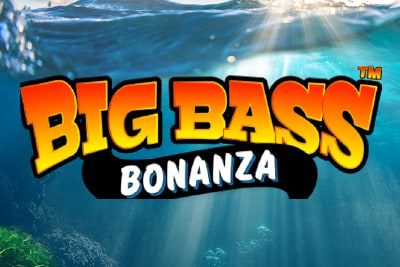 Big Bass Bonanza Slot Logo