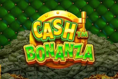 Cash Bonanza Slot Logo