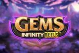 Gems Infinity Reels Slot Logo