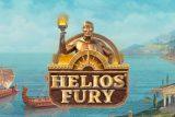Helios Fury Slot Logo