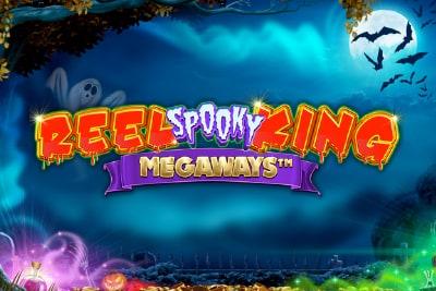 Reel Spooky King Megaways Slot Logo