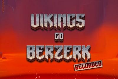 Vikings Go Berzerk Reloaded Slot Logo