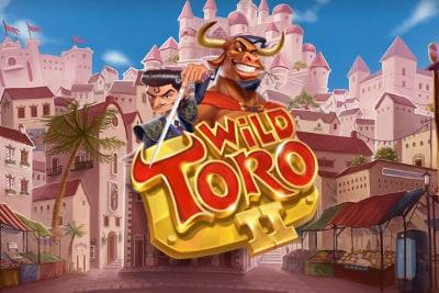 Wild Toro 2 Mobile Slot Logo
