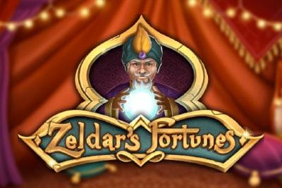 Zeldar's Fortunes Slot Logo